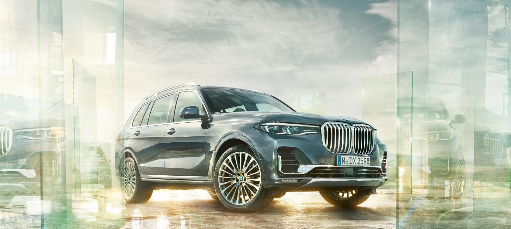 Bmw Ag Niederlassung Munchen Bmw Fahrzeuge Services Angebote U V M